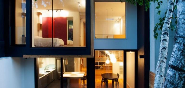 Преобразование отеля в дом на одну семью