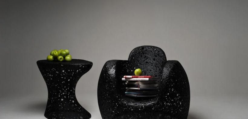 Мебель из базальтового волокна