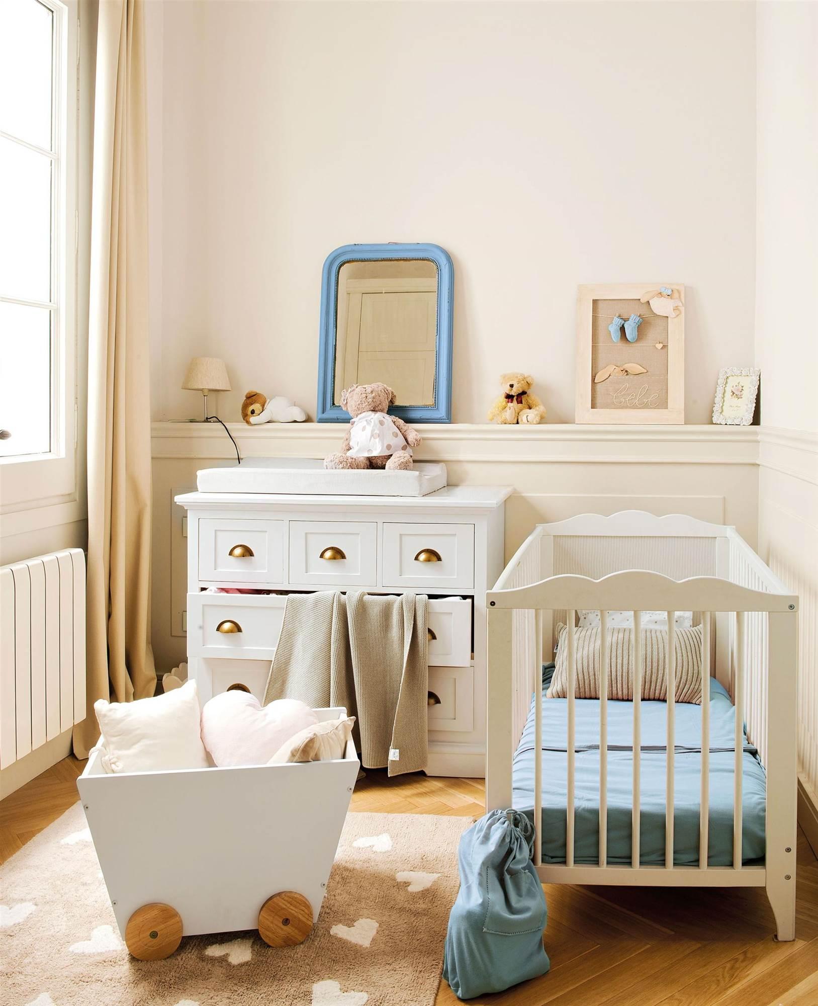детская для новорожденного мальчика