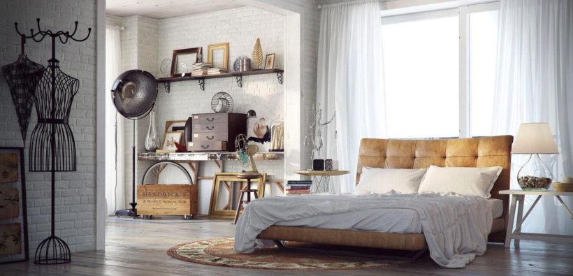 Красивая спальня – не мечта, а реальность!
