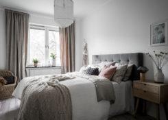 Дизайн небольшой спальни: 13 трюков для увеличения пространства