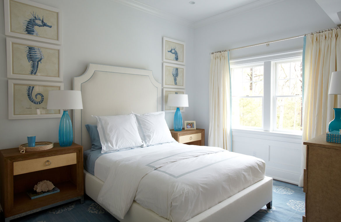 14 tricks to maximize space in the bedroom