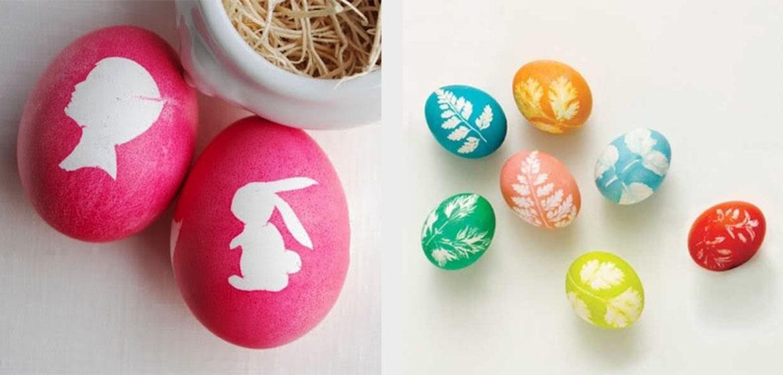 готовимся к пасхе 30 идей для украшения яиц