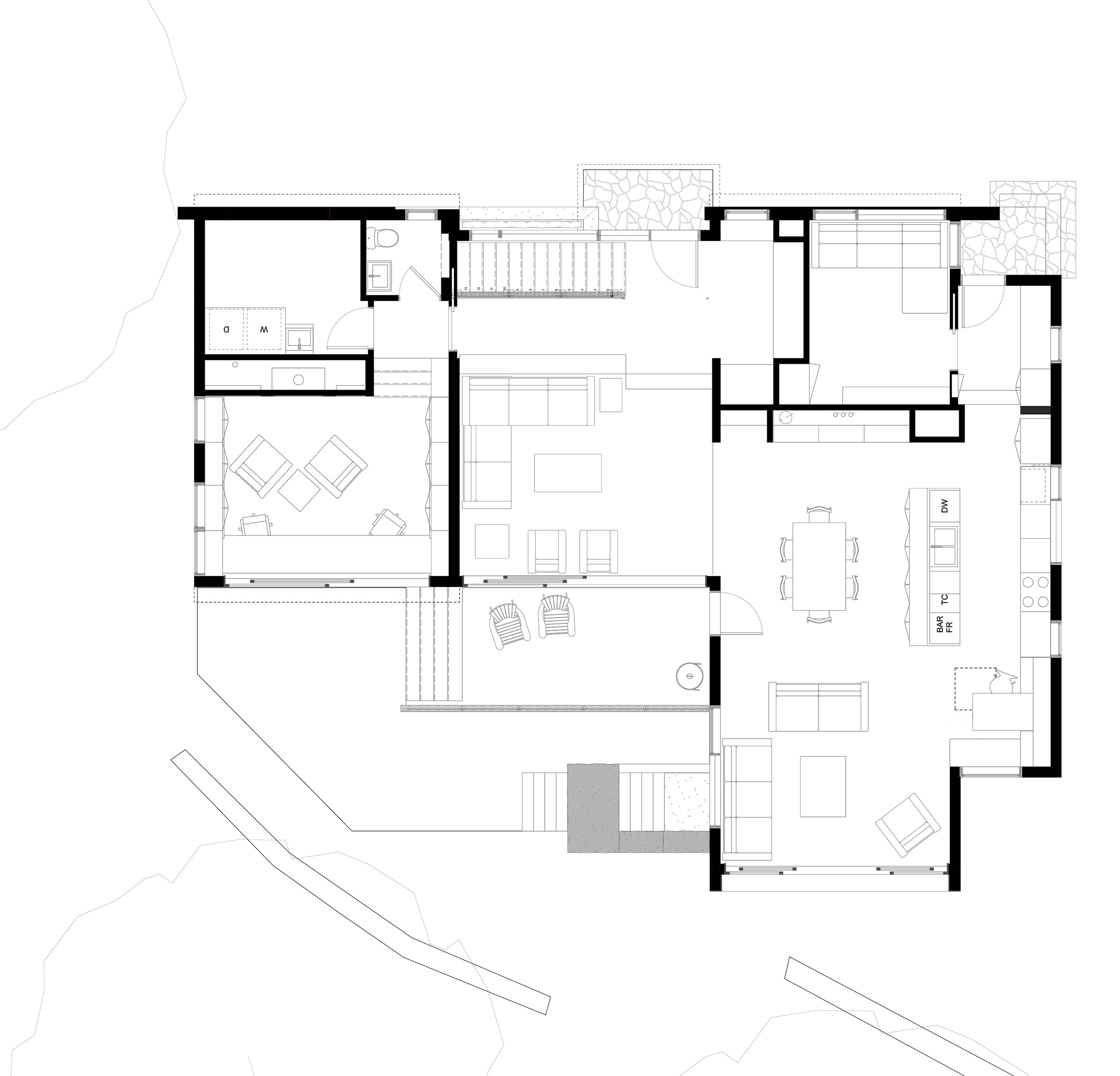 проект эко-дома от студии altius architecture