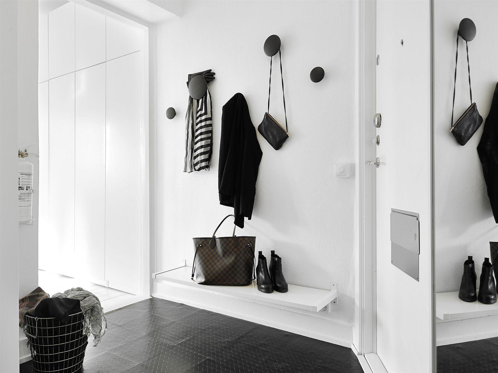 Дизайн гостиной кухни в белом цвете - Шведский стандарт: интерьер кухни гостиной в белом цвете