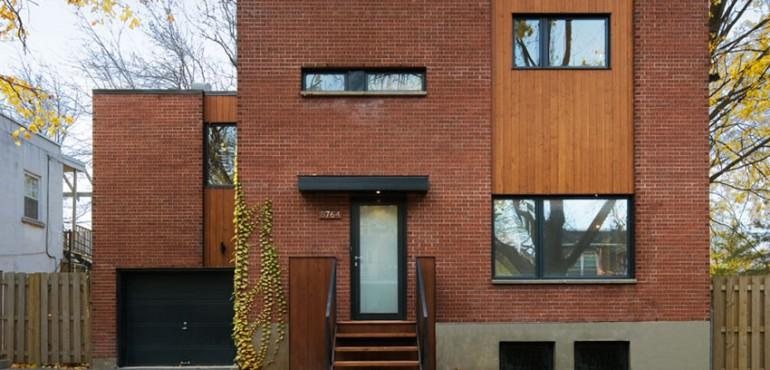 Реконструкция дома в Монреале