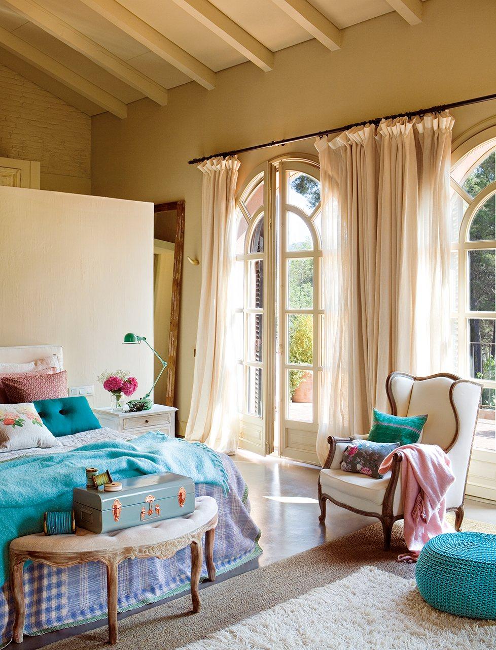 Великолепная спальня от Эдуардо Аггура