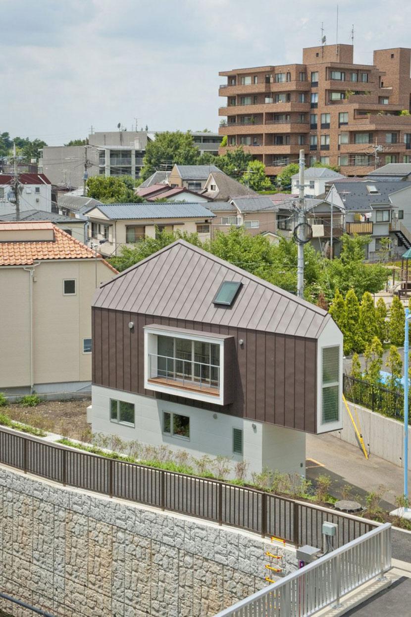 Японский подход к современному городскому строительству