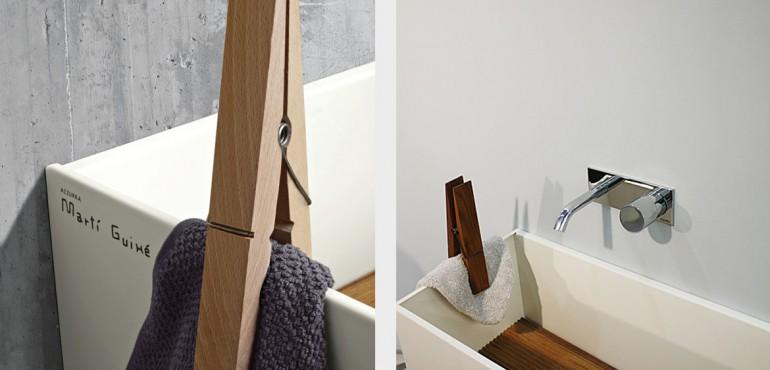 Современный дизайн для ванной комнаты