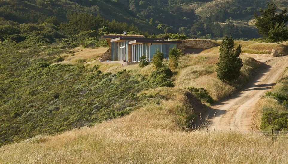 Дом для уединения с природой
