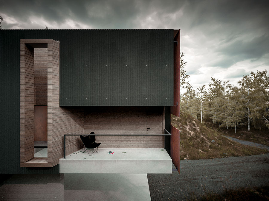 Дом мечта для фотографа
