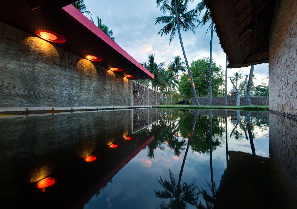 Индонезийская сказка на берегу океана