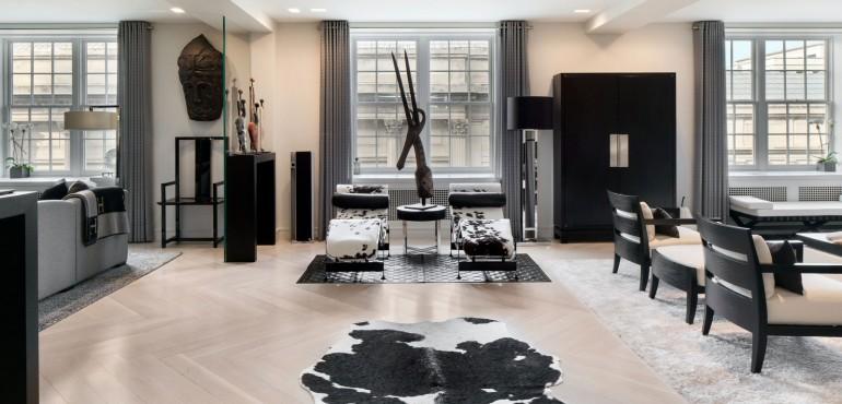 Нью-Йоркская квартира за 13 000 000 $