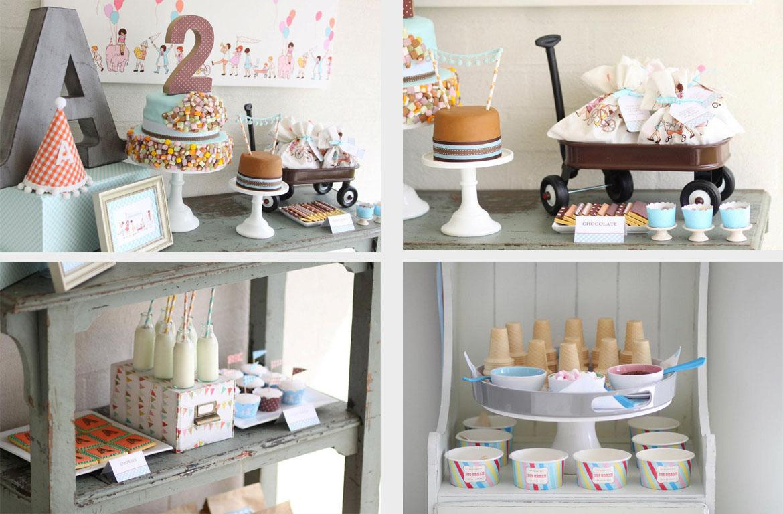 Тематическое день рождение малыша: 10 идей-2