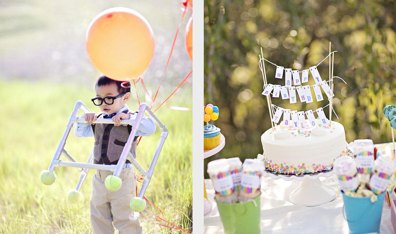 Тематическое день рождение малыша: 10 идей