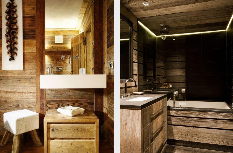 Впечатляющие идеи для ванн в деревянных домах