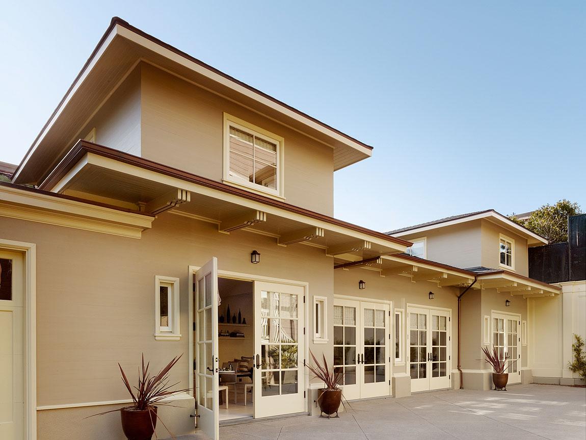 Частная резиденция в Пасифик Хайтс-6