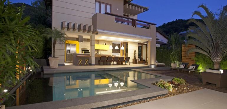 Домик для отдыха в Рио-де-Жанейро