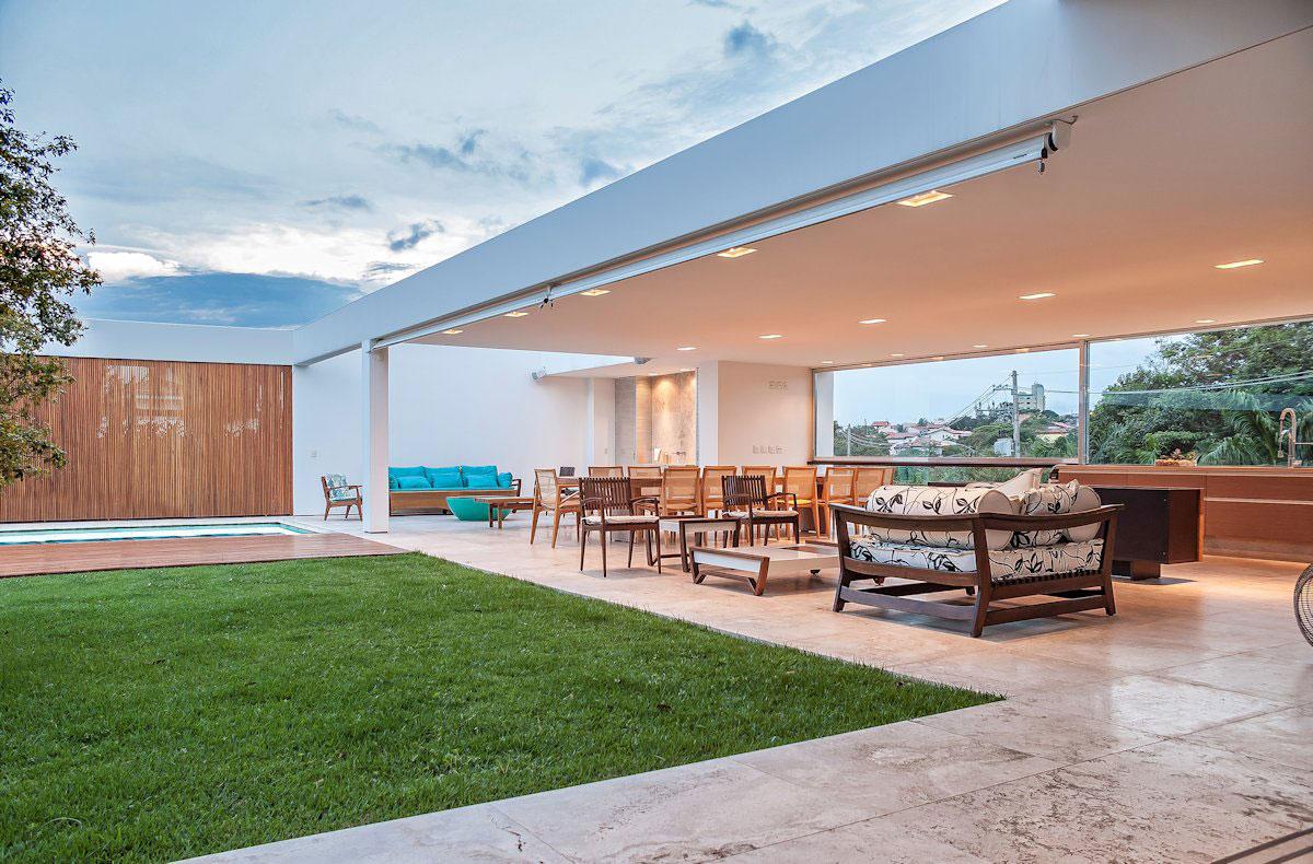 Городская резиденция от Marcelo-5
