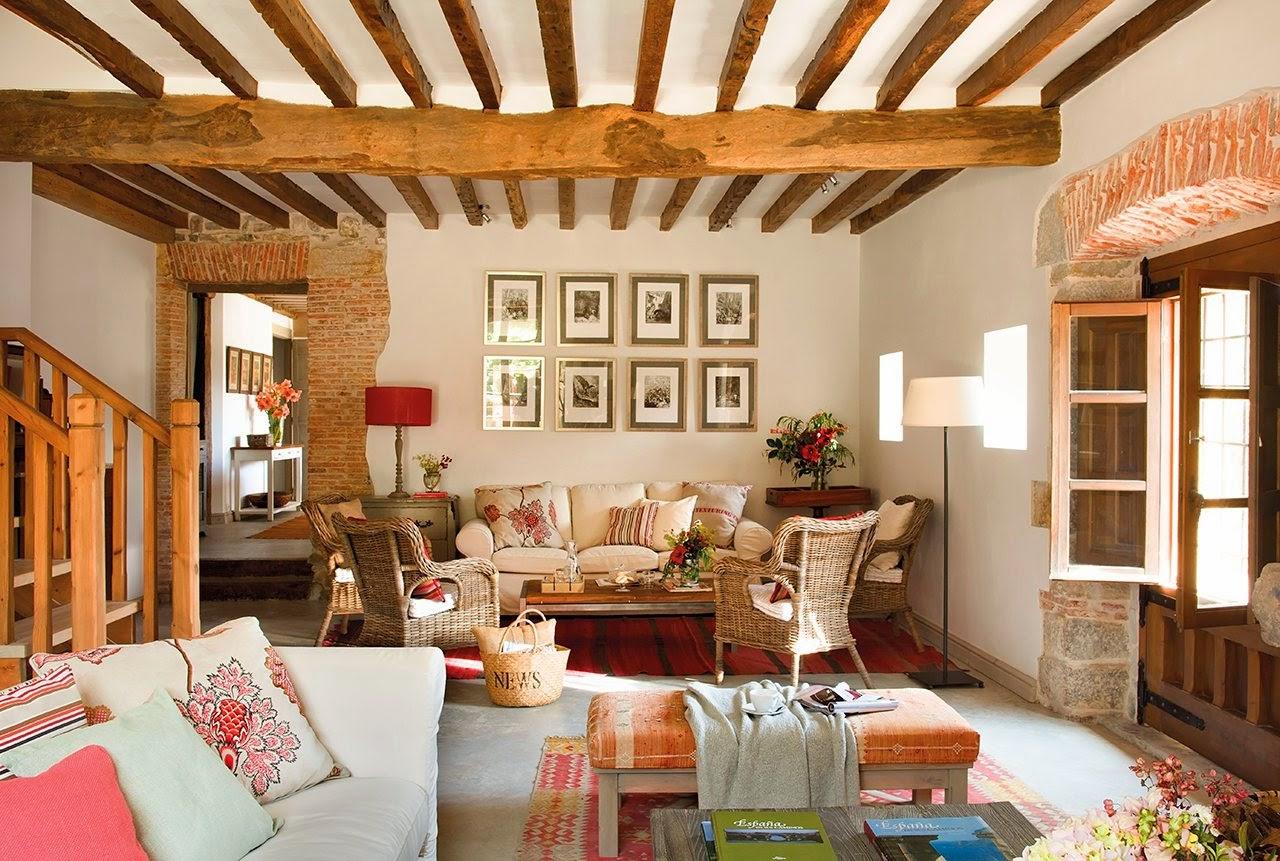 Испанский семейный домик-1