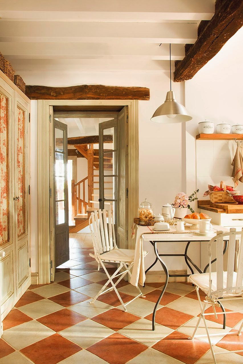 Испанский семейный домик-8