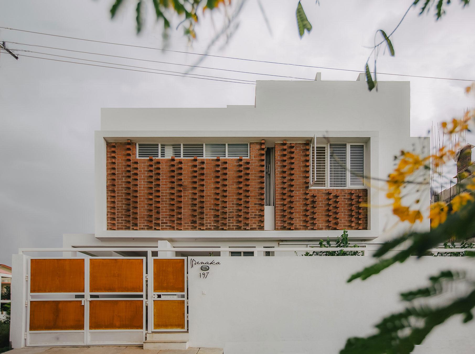 Многоуровневый дом в Индии-2