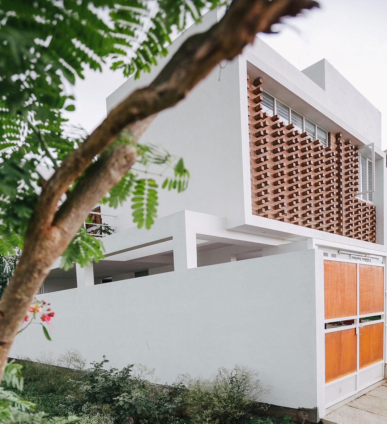 Многоуровневый дом в Индии-3