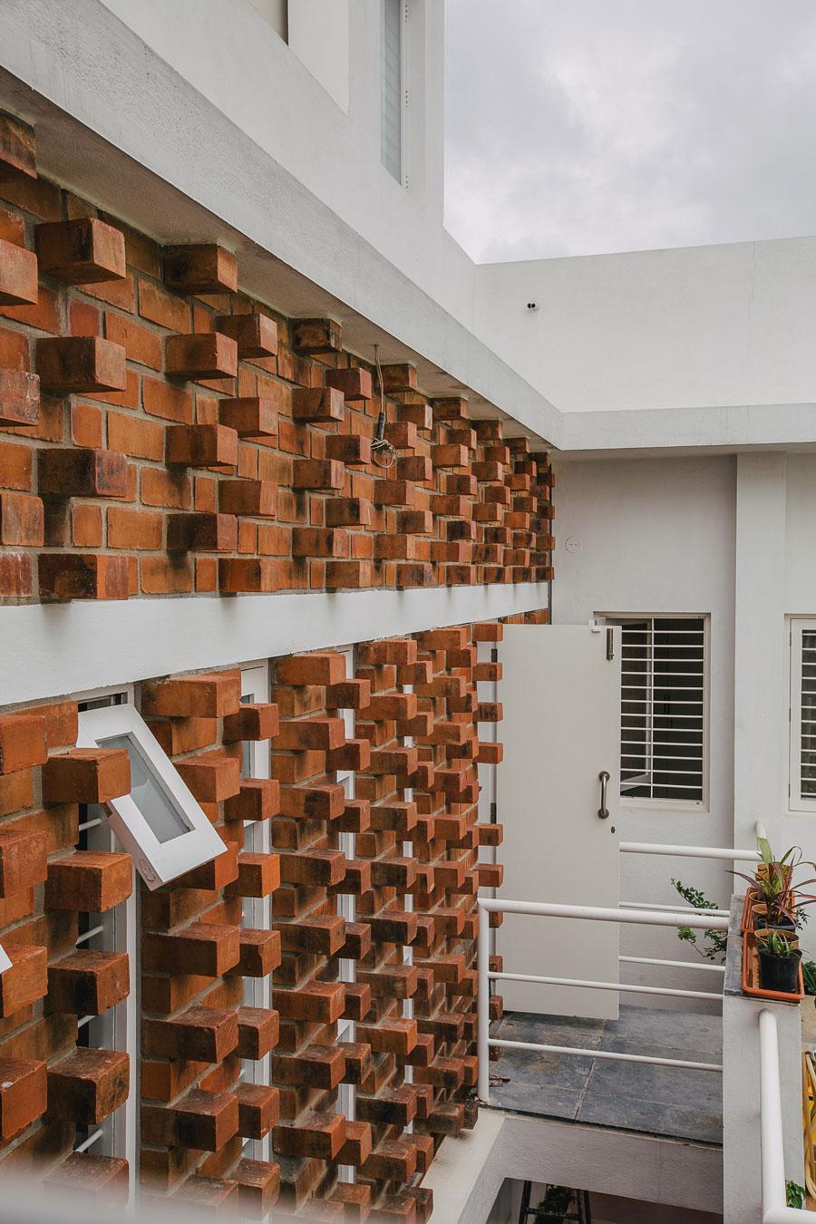 Многоуровневый дом в Индии-6