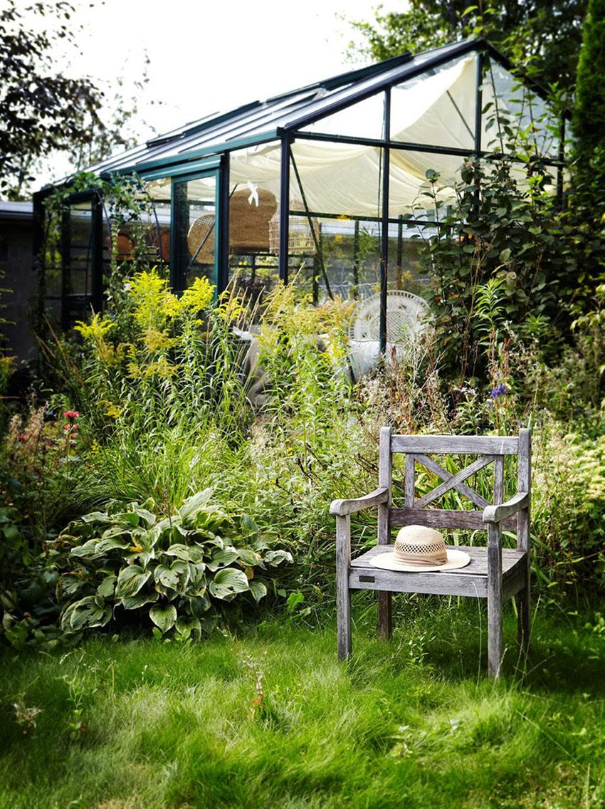 Очаровательная беседка для сада-5
