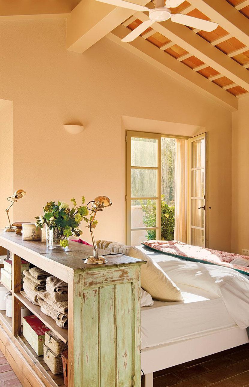 Очаровательный интерьер для маленьких спален-10