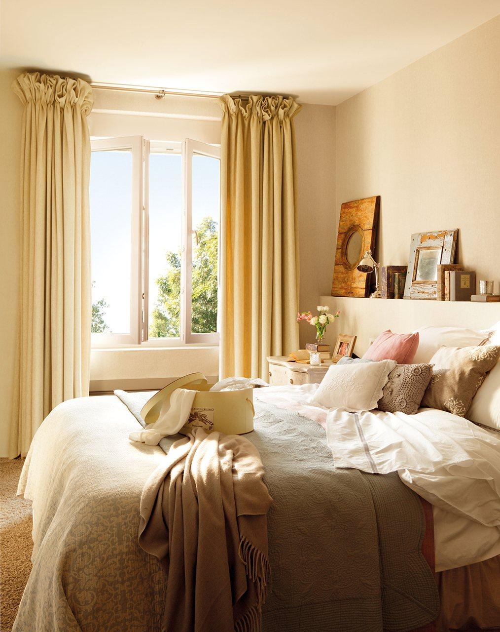 Очаровательный интерьер для маленьких спален-11