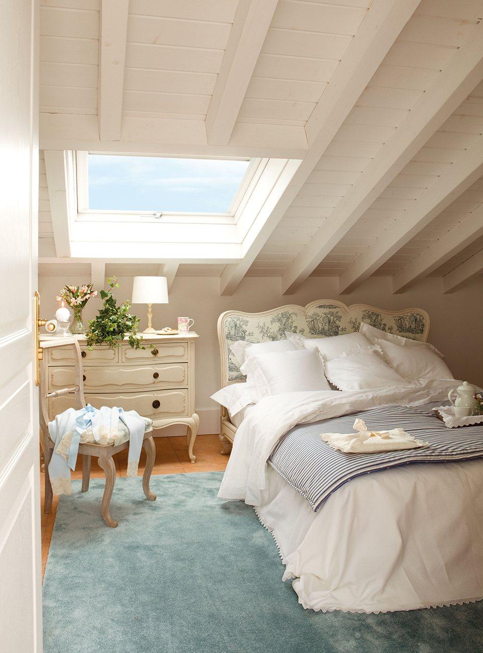 Очаровательный интерьер для маленьких спален-2
