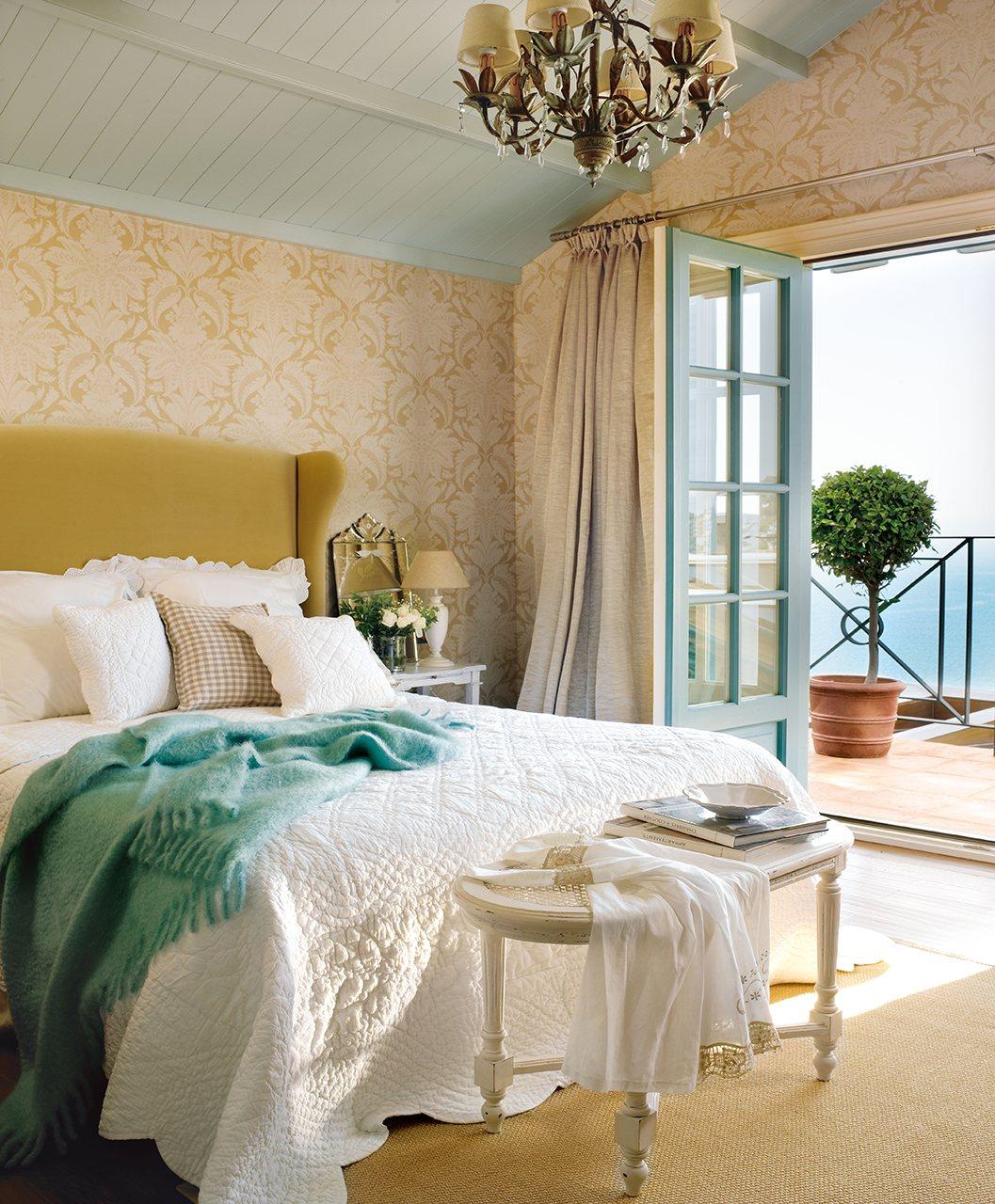 Очаровательный интерьер для маленьких спален-3