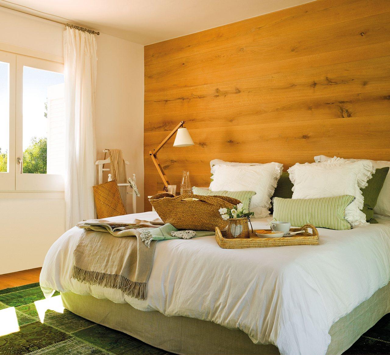 Спальня на даче картинки