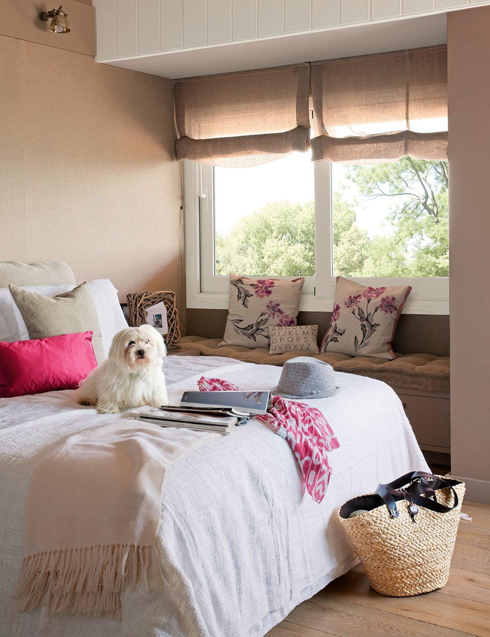 Очаровательный интерьер для маленьких спален-5