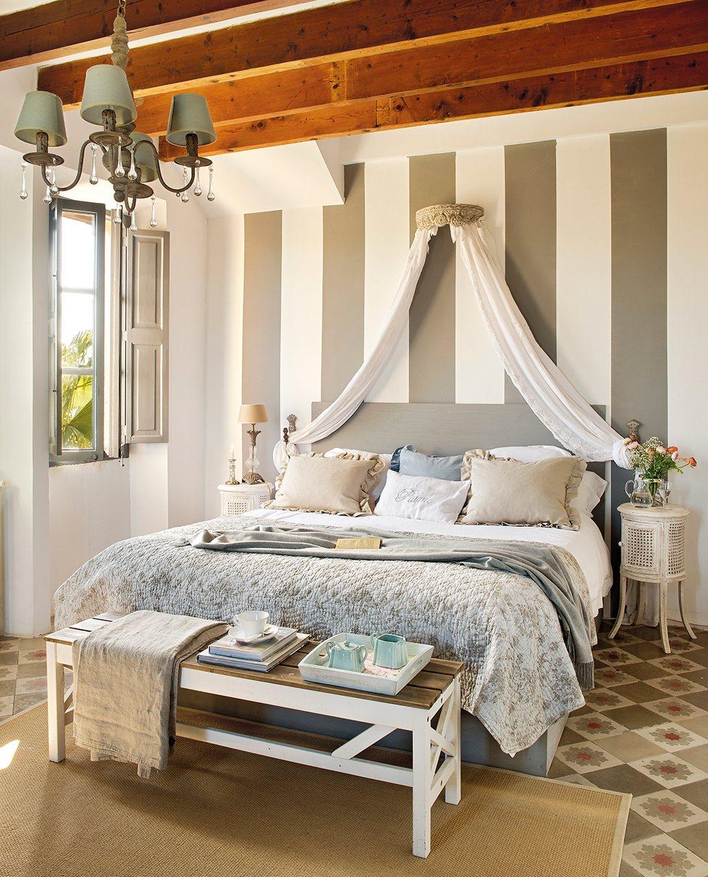 Очаровательный интерьер для маленьких спален-9