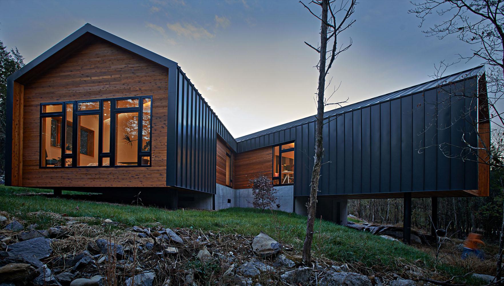 Проект жилого дома от Sanders Pace