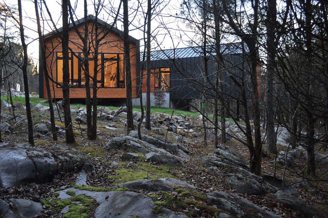Проект жилого дома от Sanders Pace-2