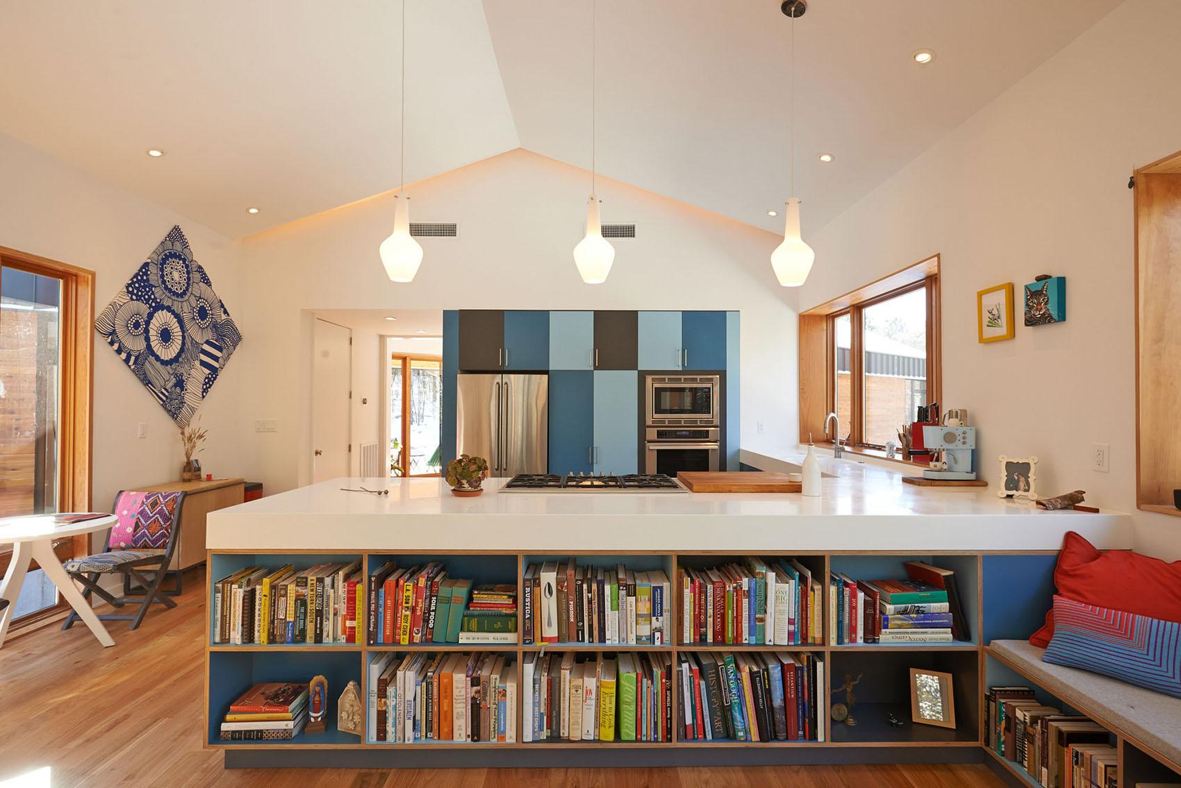Проект жилого дома от Sanders Pace-9