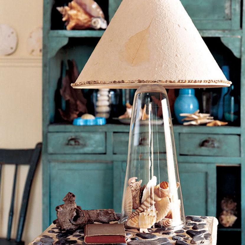 Лампа с сюрпризом