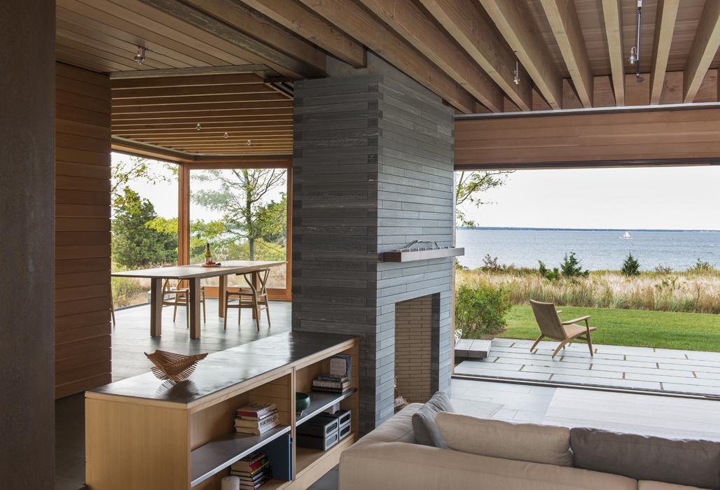 Эко-резиденция на острове-11