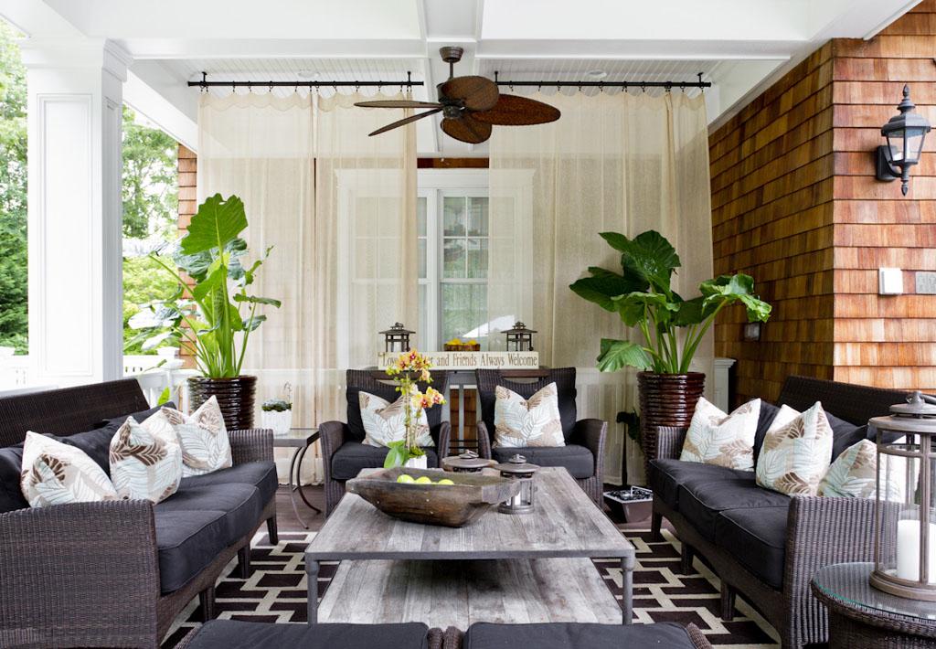 Классический дом с элегантным интерьером-7