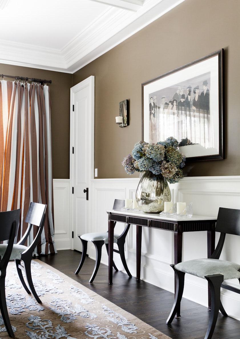 Классический дом с элегантным интерьером-3