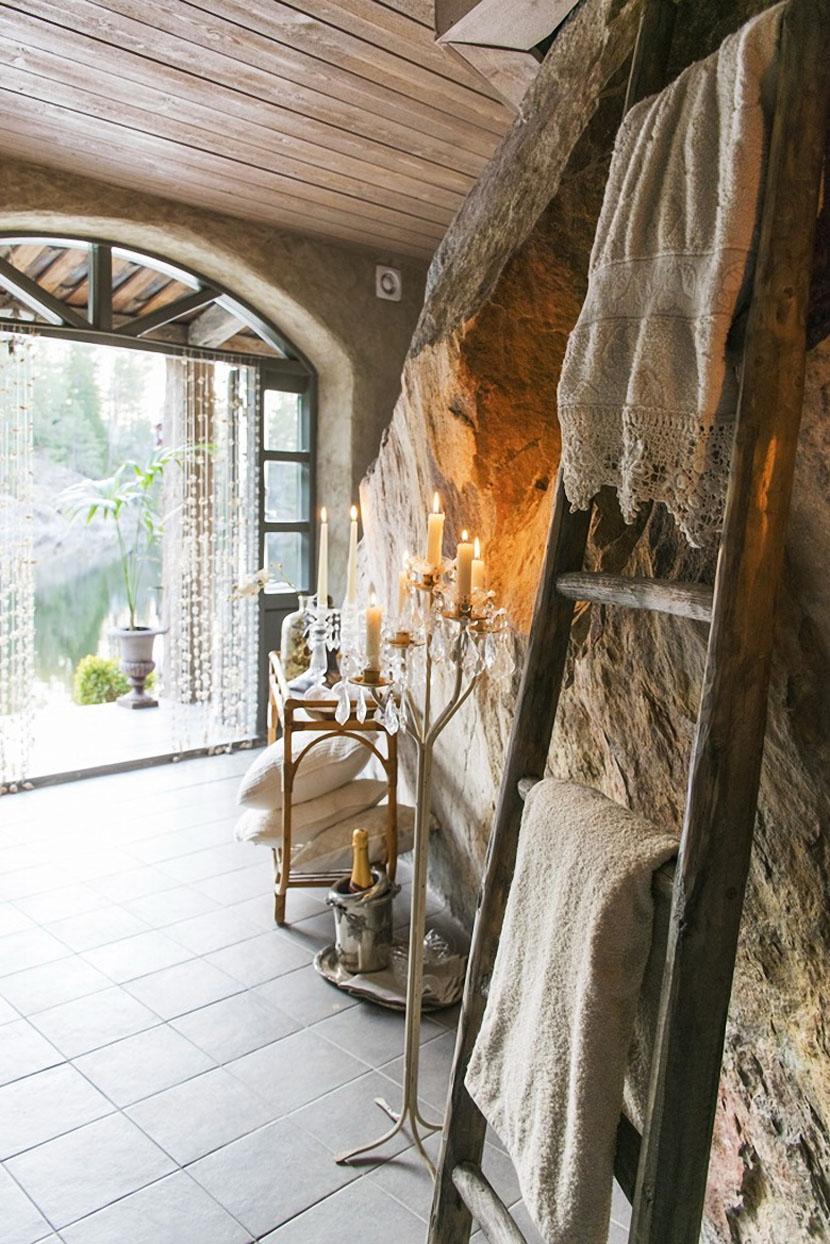 Очаровательный дом в заколдованном саду-16