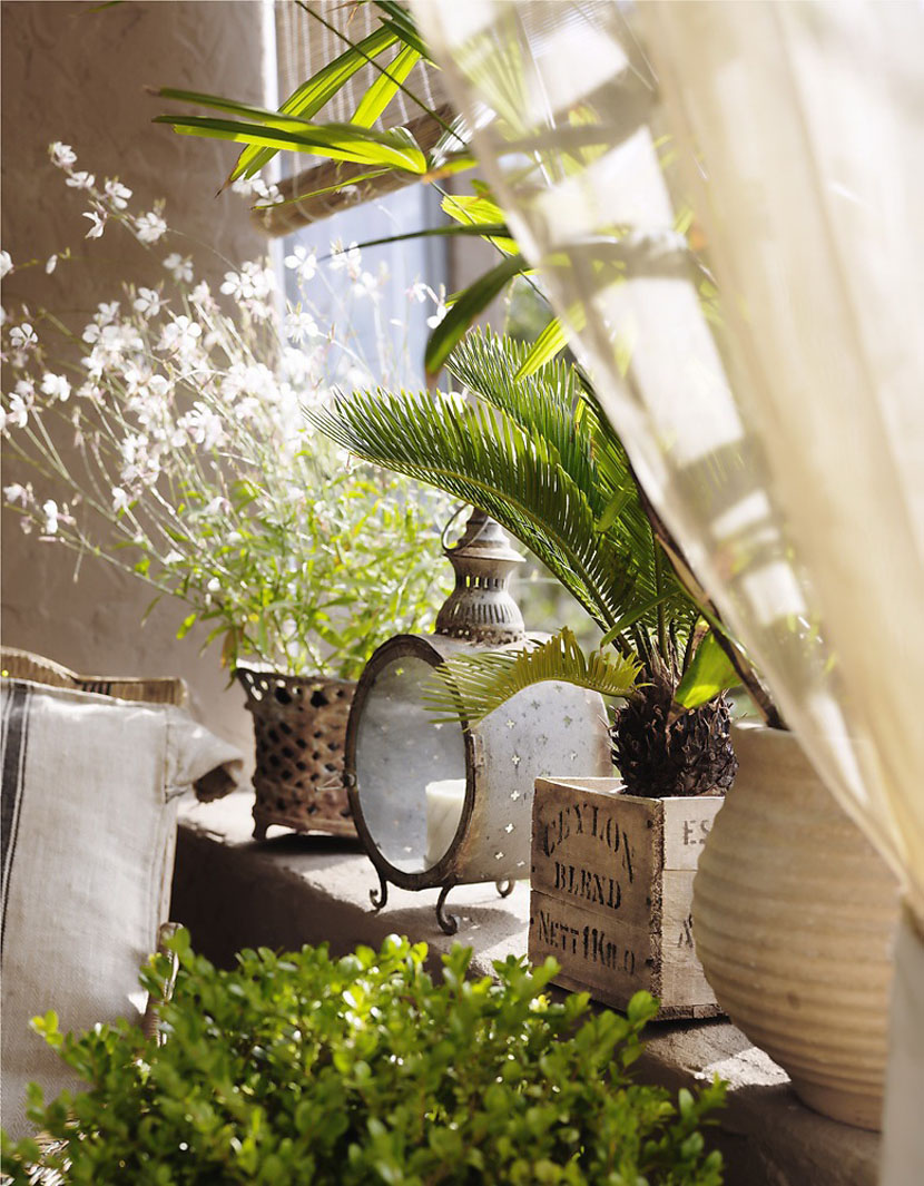 Очаровательный дом в заколдованном саду-4