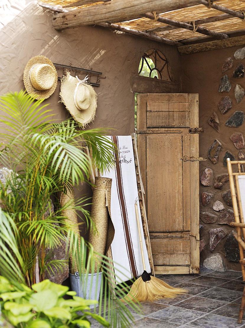 Очаровательный дом в заколдованном саду-7