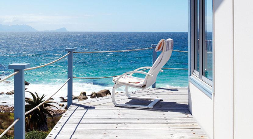 Пляжный домик для отдыха-6