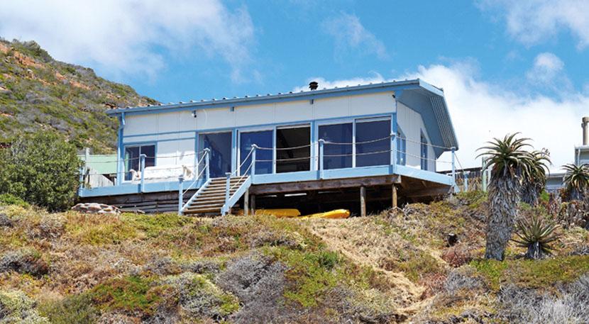 Пляжный домик для отдыха-7