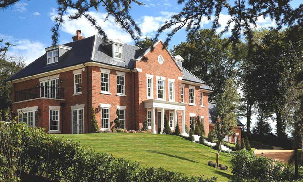 Роскошный дом с английскими традициями