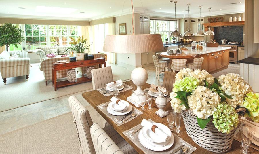 Роскошный дом с английскими традициями-3